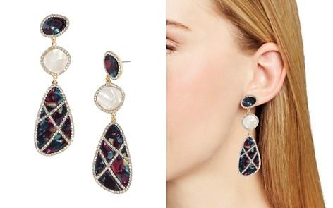 BAUBLEBAR Enna Tiered Pavé Drop Earrings - Bloomingdale's_2