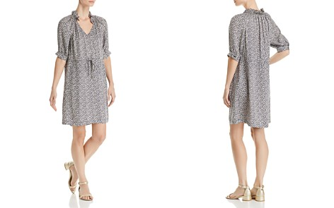 Rebecca Taylor Lauren Floral Silk Dress - Bloomingdale's_2