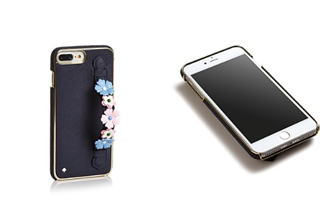 kate spade new york Floral iPhone 7/8 Plus Case with Hand Strap - Bloomingdale's_2