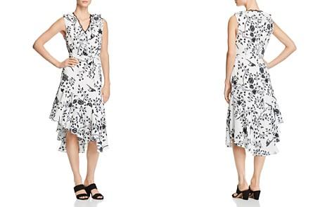 Le Gali Eve Asymmetric Floral-Print Dress - 100% Exclusive - Bloomingdale's_2