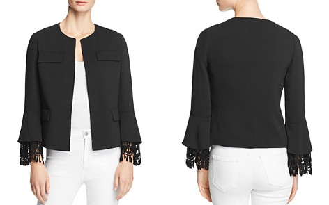 Le Gali Penny Bell Sleeve Jacket - 100% Exclusive - Bloomingdale's_2