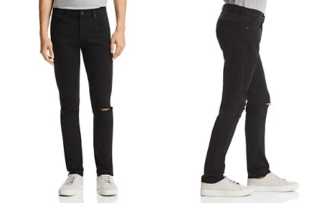 J Brand Mick Super Slim Fit Jeans in Lincoln Oak - Bloomingdale's_2