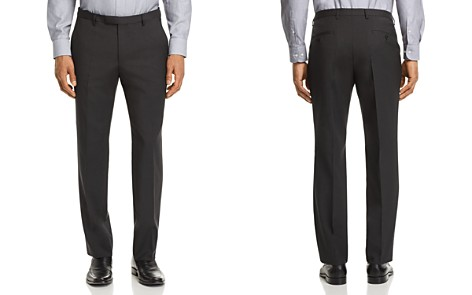 BOSS Leenon Regular Fit Basic Dress Pants - Bloomingdale's_2