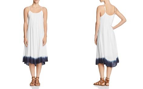 Splendid Dip-Dye Pintuck Dress - Bloomingdale's_2