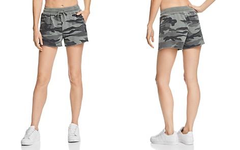 Splendid Camo Drawstring Shorts - Bloomingdale's_2