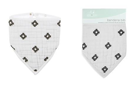 Aden and Anais Lovestruck Aztec Bandana Bib - Bloomingdale's_2