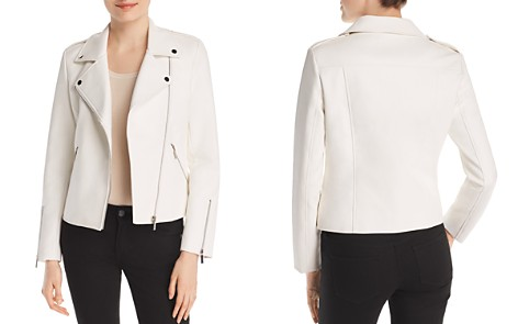 Bagatelle Embossed Faux Leather Moto Jacket - Bloomingdale's_2