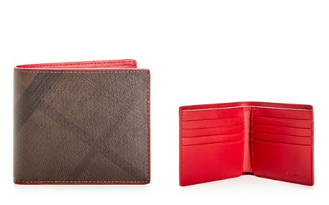 Burberry London Check Bi-Fold Wallet - Bloomingdale's_2