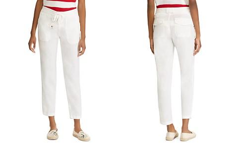 Lauren Ralph Lauren Linen Ankle Pants - Bloomingdale's_2
