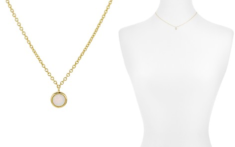 """Argento Vivo 18K Gold-Plated Silver Small Opal Pendant Necklace, 16"""" - Bloomingdale's_2"""
