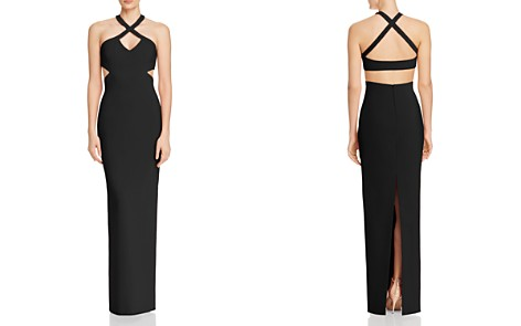 LIKELY Carlone Cutout Gown - Bloomingdale's_2
