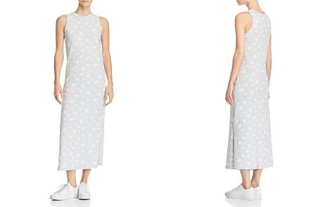 Current/Elliott Floral Print Midi Tank Dress - Bloomingdale's_2