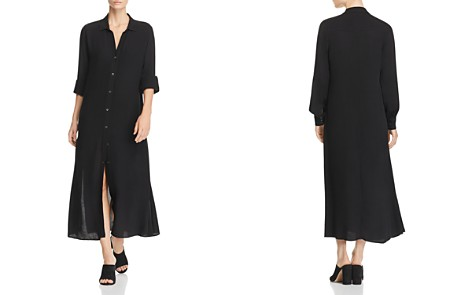FRAME Midi Shirt Dress - Bloomingdale's_2