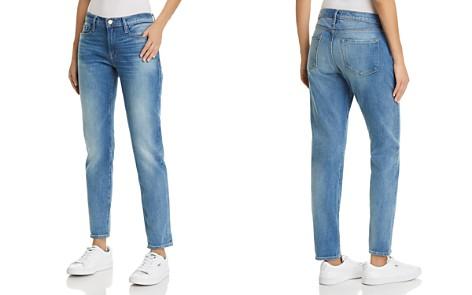 FRAME Le Garcon Boyfriend Jeans in Silva - Bloomingdale's_2