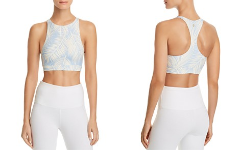 Spiritual Gangster Palm Print Sports Bra - Bloomingdale's_2