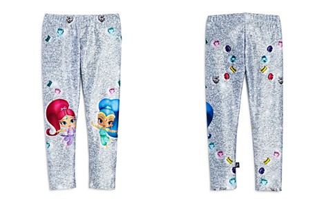 Terez x Nickelodeon Girls' Shimmer and Shine© Glitter Leggings, Little Kid - 100% Exclusive - Bloomingdale's_2