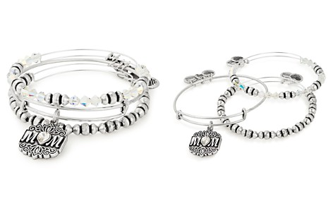 Alex and Ani Mom Expandable Wire Bangles, Set of 3 - Bloomingdale's_2