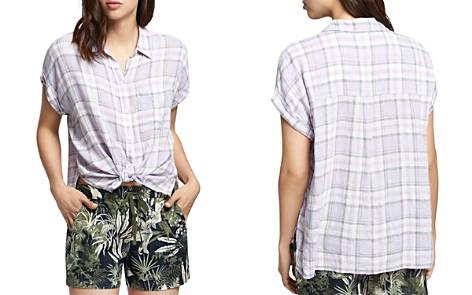 Sanctuary Mod Plaid Boyfriend Shirt - Bloomingdale's_2