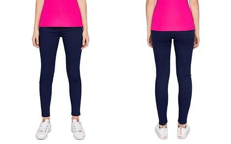 Ted Baker Dariaas Super Skinny Jeans in Navy - Bloomingdale's_2