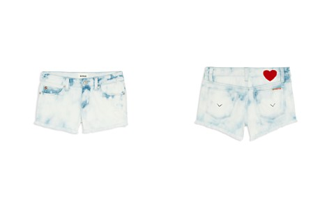 Hudson Girls' Free Love Bleached Shorts - Big Kid - Bloomingdale's_2
