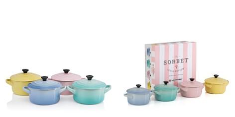 Le Creuset Sorbet Mini Cocottes, Set of 4 - Bloomingdale's_2
