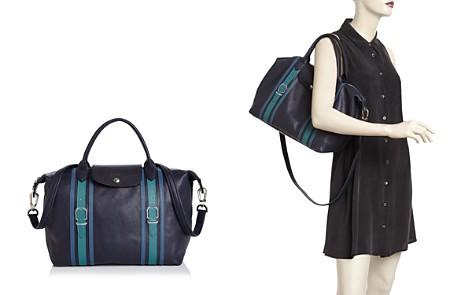 Longchamp Le Pliage Medium Strap Detail Handbag - Bloomingdale's_2