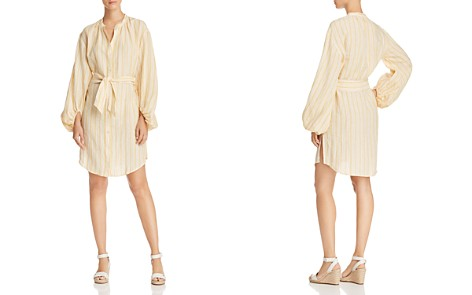 Joie Beatrissa Belted Shirt Dress - Bloomingdale's_2