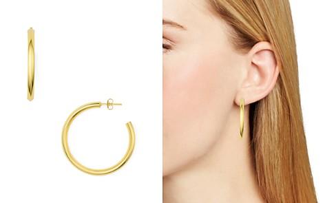 Argento Vivo Point Hoop Earrings - Bloomingdale's_2