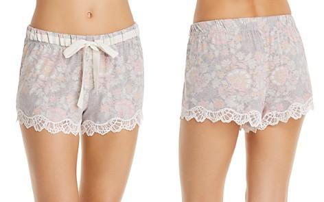 Josie Bardot Sun-Kissed Pajama Shorts - Bloomingdale's_2
