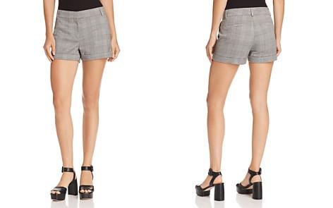 AQUA Plaid Shorts - 100% Exclusive - Bloomingdale's_2