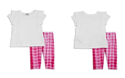 Splendid Girls' Ruffled Top & Tie-Dyed Leggings Set - Baby - Bloomingdale's_2