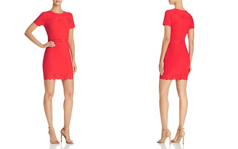 LIKELY Manhattan Laser-Cut Dress - Bloomingdale's_2
