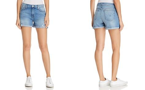 Hudson Valeri Denim Shorts in Proxi - Bloomingdale's_2