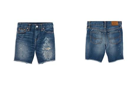 Polo Ralph Lauren Boys' Denim Cut-Off Shorts - Little Kid - Bloomingdale's_2