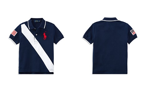 Polo Ralph Lauren Boys' Banner Polo - Little Kid - Bloomingdale's_2