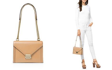 MICHAEL Michael Kors Whitney Large Leather Shoulder Bag - Bloomingdale's_2