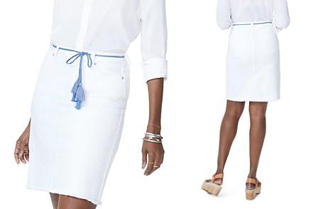 NYDJ Tassel-Tie Denim Skirt - Bloomingdale's_2