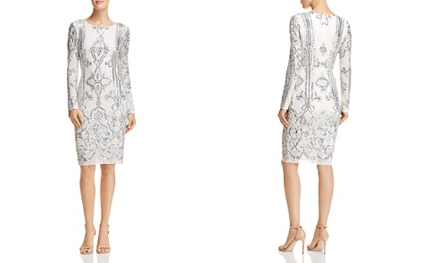 AQUA Sequined Sheath Dress - 100% Exclusive - Bloomingdale's_2