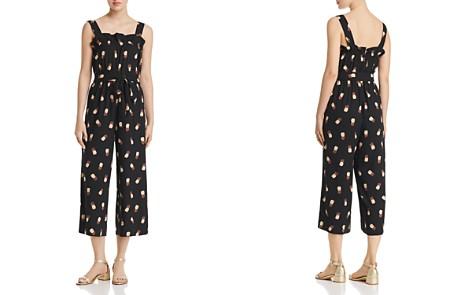 kate spade new york Pineapple-Print Jumpsuit - Bloomingdale's_2