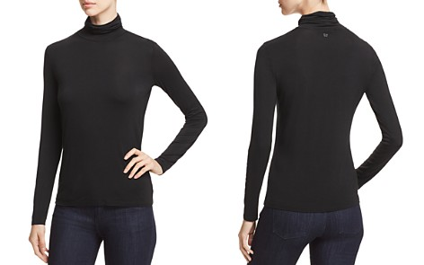Weekend Max Mara Multif Jersey Turtleneck - Bloomingdale's_2