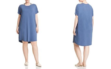 NIC+ZOE Plus Open Road Cold-Shoulder Dress - Bloomingdale's_2
