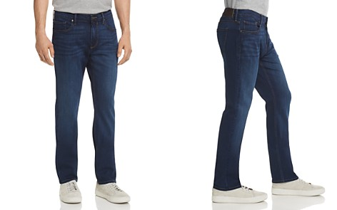 PAIGE Federal Slim Fit Jeans in Justin - Bloomingdale's_2