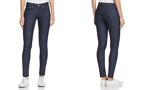 rag & bone/JEAN Skinny Jeans in Indigo - Bloomingdale's_2