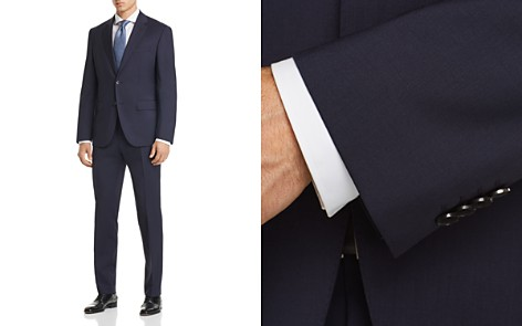 BOSS Johnstons/Lenon Regular Fit Basic Suit - Bloomingdale's_2