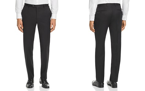 Corneliani Basic Solid Regular Fit Dress Pants - Bloomingdale's_2