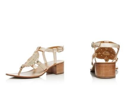 Jack Rogers Women's Gretchen Leather Block Heel Sandals - Bloomingdale's_2
