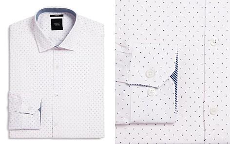 WRK Pindot Slim Fit Dress Shirt - Bloomingdale's_2