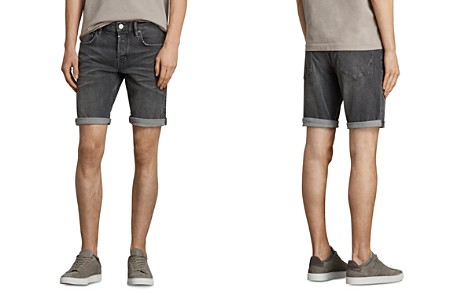 ALLSAINTS Genesee Switch Stretch Denim Shorts - Bloomingdale's_2