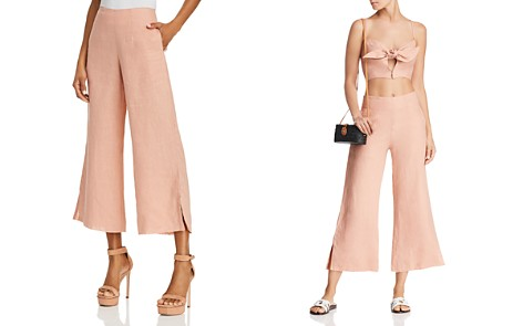 Faithfull the Brand Carmen Wide-Leg Pants - Bloomingdale's_2