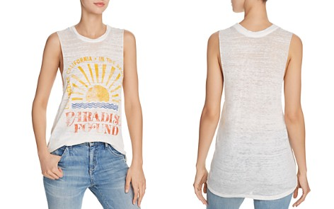 Daydreamer Paradise Found Burnout Tank - Bloomingdale's_2